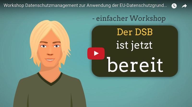 Wie kann die EU-Datenschutzgrundverordnung (EU-DSGVO) umgesetzt werden?