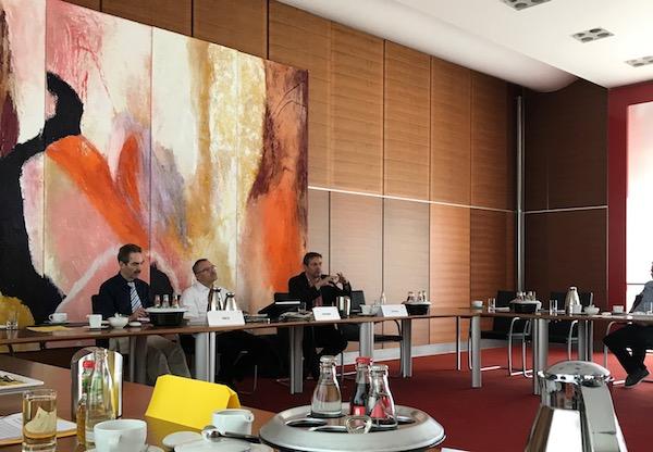 Vortrag zum Datenschutzmanagementsystem in Dortmund beim GDD