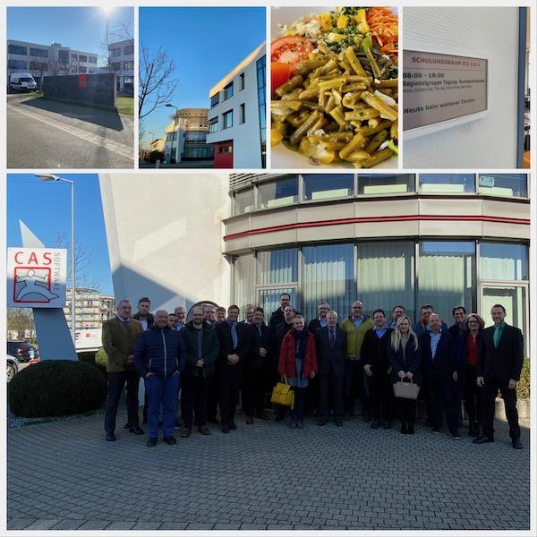 Treffen der Datenschutz BvD Regionalgruppe in Karlsruhe