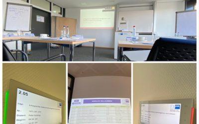 Seminar Erfolgreiches Datenschutzmanagement (DSMS) an der IHK Zentrum für Weiterbildung in Heilbronn von Dozent Peter Suhling