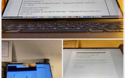 ISO 27001 Informationssicherheitsmanagementsytem und VDA Prototypenschutz 2. Überwachungsaudit – Weil am Rhein