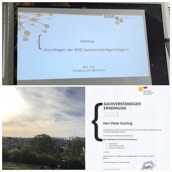Ausbildung zum zertifizierten Sachverständigen / Gutachter in Mayen Rheinland Pfalz