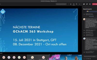 365 Workshop mit Microsoft und dem Landesbeauftragten für den Datenschutz und die Informationsfreiheit Baden-Württemberg